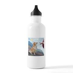 God's Golden (#11) Water Bottle