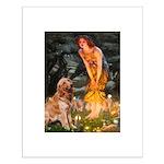 Fairies & Golden Small Poster
