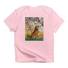 Spring & Golden (#12) Infant T-Shirt