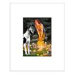 Fairies / Gr Dane (h) Small Poster