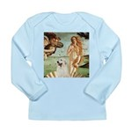 Venus / Great Pyrenees Long Sleeve Infant T-Shirt