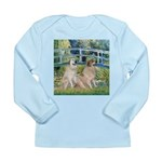Bridge / Great Pyrenees (2) Long Sleeve Infant T-S
