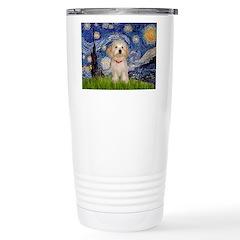 Starry / Havanese Travel Mug