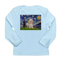 Starry / Havanese Long Sleeve Infant T-Shirt