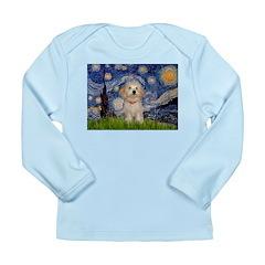 Starry / Havanese Long Sleeve Infant T-Shirt