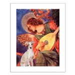 Mandolin / Ital Greyhound Small Poster