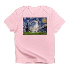 Starry Night / Ital Greyhound Infant T-Shirt