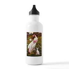Windflowers / Ital Greyhound Water Bottle