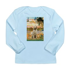 Garden Fiorito/ Spinone Long Sleeve Infant T-Shirt