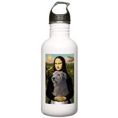 Mona / Irish Wolf Water Bottle