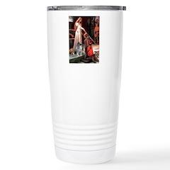 Accolade/Keeshond #2 Travel Mug