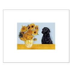 Sunflowers / Lab Posters