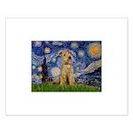 Starry Night Lakeland T. Small Poster