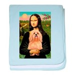Mona / Lhasa Apso #9 baby blanket