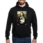 Mona / Lhasa Apso #2 Hoodie (dark)