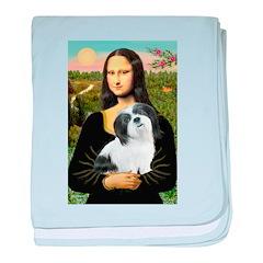 Mona / Lhasa Apso #2 baby blanket