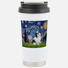 Starry / Lhasa Apso #2 Travel Mug