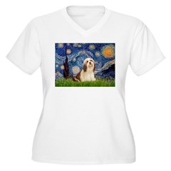 Starry / Lhasa Apso #4 T-Shirt