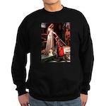 Accolade / Lhasa Apso #4 Sweatshirt (dark)