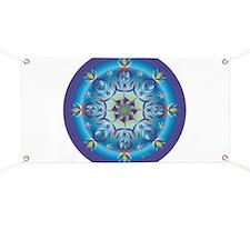 Divive Harmony Mandala Banner