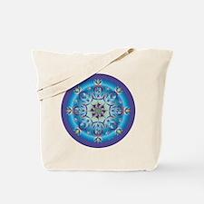 Divive Harmony Mandala Tote Bag
