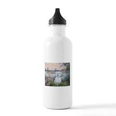 By the Seine/ Water Bottle