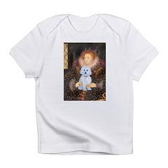 Queen / Maltese (B) Infant T-Shirt