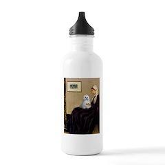 Whistler's Mother Maltese Water Bottle