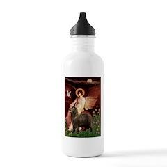 Angel & Newfoundland (B2S) Water Bottle