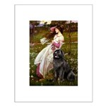 Windflowers / Newfoundland Small Poster