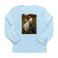 Windflowers / Newfoundland Long Sleeve Infant T-Sh