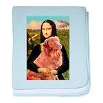 Mona's Nova baby blanket