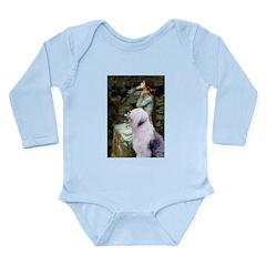 Ophelia / OES Long Sleeve Infant Bodysuit