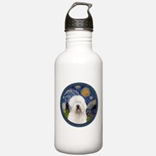 Starry Old English (#3) Water Bottle