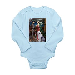 Tristan / OES Long Sleeve Infant Bodysuit