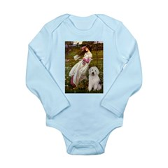 Windflowers / OES Long Sleeve Infant Bodysuit