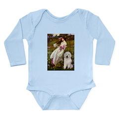 Windflowers / OES Long Sleeve Infant Bodysuit