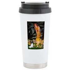 Midsummers Eve & Papillon Travel Mug