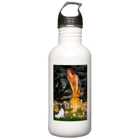 Midsummers Eve & Papillon Stainless Water Bottle 1
