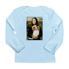 Mona's Papillon Long Sleeve Infant T-Shirt