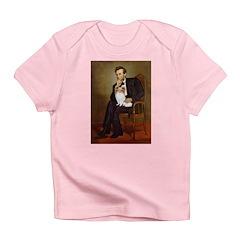 Lincoln's Papillon Infant T-Shirt