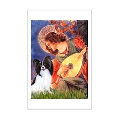 Mandolin Angel & Papillon Posters