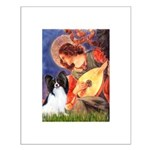 Mandolin Angel & Papillon Small Poster