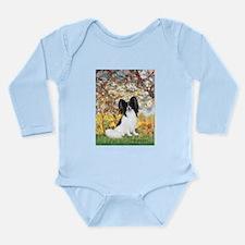 Spring & Papillon Long Sleeve Infant Bodysuit