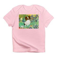 Irises / Papillon Infant T-Shirt