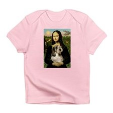 Mona Lisa / PBGV Infant T-Shirt