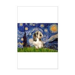 Starry Night / PBGV Posters