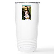 Mona's Pitbull Travel Coffee Mug