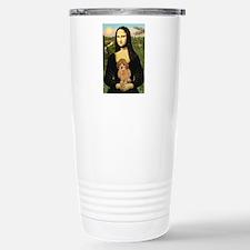 Mona / Poodle (a) Travel Mug