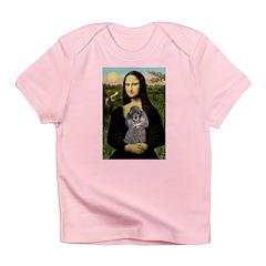 Mona / Poodle (s) Infant T-Shirt